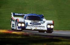 Derek Bell, Porsche 962, 1985 Brands Hatch 1000km