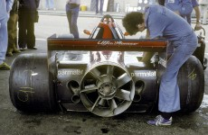 Niki Lauda, Brabham BT46, 1978 Swedish Grand Prix