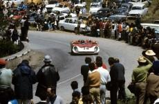Andrea de Adamich, Alfa Romeo 33/3, 1970 Targa Florio
