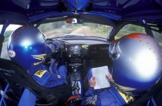 Richard Burns & Robert Reid, Subaru Impreza WRC2000, Rally Finland 2000