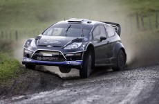 Ott Tänak, Ford Fiesta WRC, 2012 Rally New Zealand