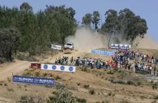 Colin McRae, Skoda Fabia WRC, 2005 Rally Australia