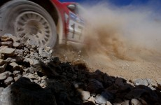 Colin McRae, Citroen Xsara WRC, 2003 Acropolis Rally