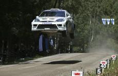 Markko Martin, Ford Focus WRC04, 2004 Rally Finland