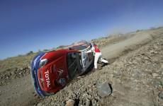 Carlos Sainz, Ciroën Xsara WRC, 2004 Rally Mexico