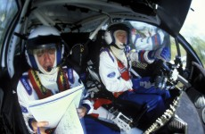 Colin McRae & Nicky Grist, Ford Focus WRC, 2000 Safari Rally