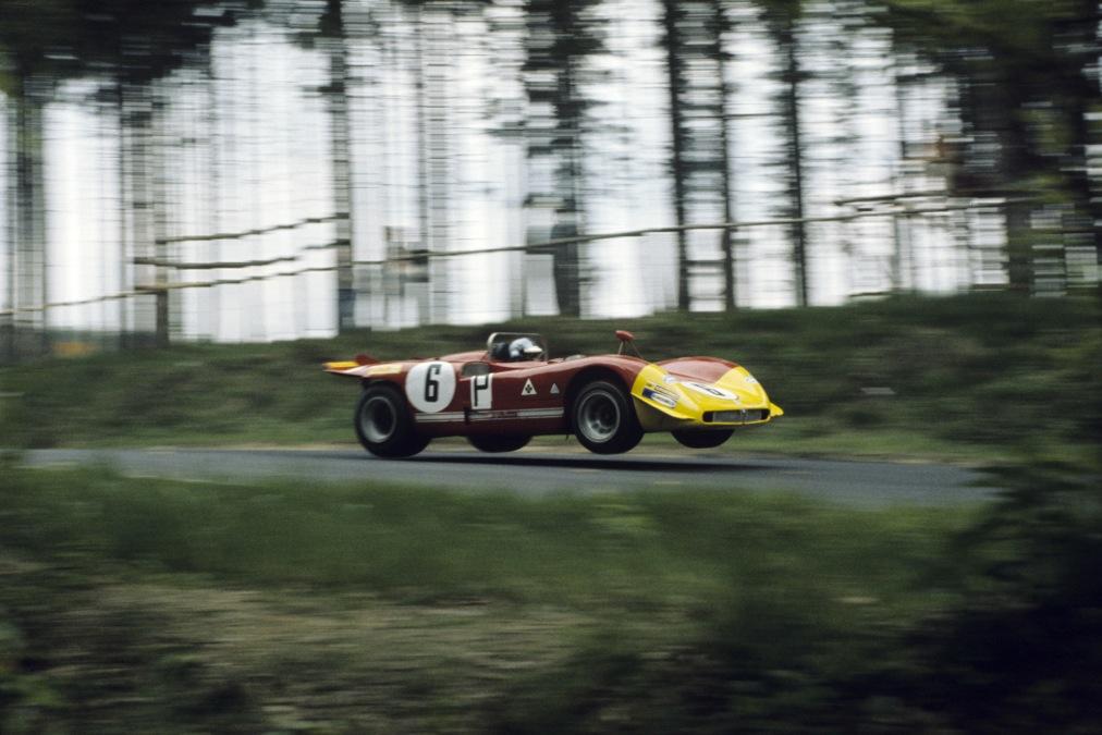 Ferrari f1 312b2 5