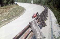 Ricardo Rodriguez, Ferrari Dino 156, 1961 Italian Grand Prix
