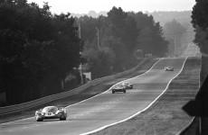 Willi Kausen, Porsche 917, 1970 Le Mans 24Hrs