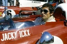 Jacky Ickx, Ferrari 312B2, 1972 British Grand Prix