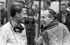 Graham Hill & John Surtees, 1964 German Grand Prix